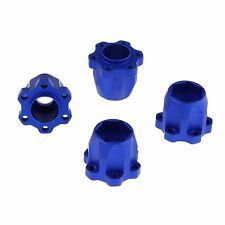 "12mm Hex Hubs Set, 20mm Height, Blue for GDS Racing 1.9"" and 2.2"" Alloy Wheels"