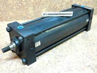 "Hydroline   5""  bore  X  14""  stroke   pneumatic cylinder  rear clevis"