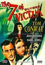 The Seventh Victim (1943) - Kim Hunter, Tom Conway - DVD NEW