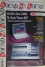 Sound On Sound Magazine May 2003 Pro Tools 6 lots of gear reviews and articles