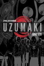 Uzumaki (3-in-1, Deluxe Edition): Vols. 1, 2 & 3 Includes Vols.... 9781421561325