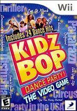 Kidz Bop Dance Party The Video Game (Nintendo Wii, 2010)