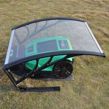 MCTECH Carport Mähroboter Garage Dach für Rasenroboter Rasenmäher Regenhaube Neu