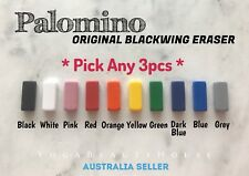 *Pick Any 3pcs* from 10 colours Palomino Blackwing Eraser pencil pen calligraphy