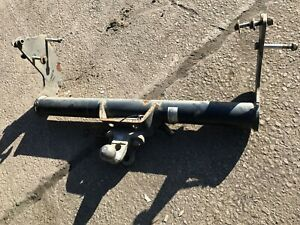 Ford Transit Mk8 Pick Up Tipper Tow Bar And Fixings