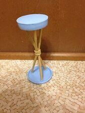 2003 Barbie Doll My Scene Guava Gulch Beach Tiki Lounge Bamboo Chair Furniture