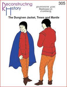 Rekonstruktion Geschichte - Die Dungiven Jacke, Trews & Mantel - rh305