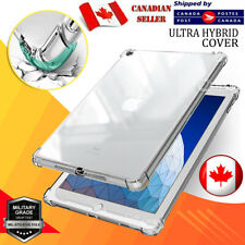 Clear Case Cover For Apple iPad Mini 2 3 4 5 Air Pro 9.7 10.2 10.5 11 12.9 2018