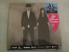 U2 - Songs of Experience Deluxe CD NEW POLISH STICKERS SEALED