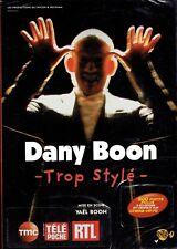 DVD - DANY BOON - Trop Stylé