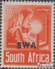 Namibië - Southwest 226 met Fold 1941 Rüstungsbilder