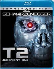 NEW BLU RAY - TERMINATOR 2 - SKYNET EDITION - Arnold Schwarzenegger, Linda Hamil