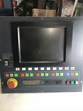 charmilles wire edm Panal Monitor Excellent Shape As You Can See #8