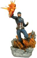 Marvel Milestones Civil War CAPTAIN AMERICA movie statue~Avengers~Infinity War~N