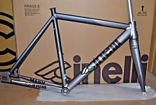 NEW Cinelli Mash Bolt Frameset RRP £724.99 XXL Road Fixed Red Hook