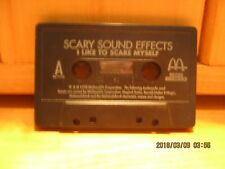 McDonalds Cassette Tape Scary Sound Effects 1995