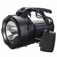 10W 500mA Rechargeable Torch LED Candle Power Work Spot Light Camping Hand Flash