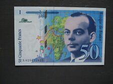 FRANCE 50 francs SAINT EXUPERY 1996-F73/2 presque NEUF