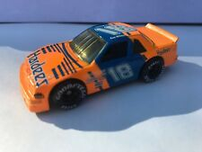 Days of Thunder, Russ Wheeler 18 Hardees 1/64 Revell Diecast Lumina Orange/blue