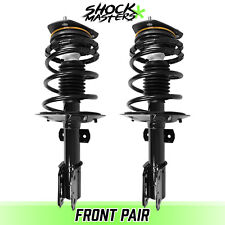 Set of 2 Front Quick Complete Struts & Coil Springs 2004-2008 Pontiac Grand Prix