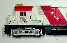 """Ho Locomotive Scale TYCO 1776 Bicentennial #4301 """"SOLD AS IS"""" Repairs Needed"""