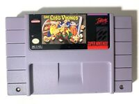 Lost Vikings SUPER NINTENDO SNES GAME Tested WORKING Authentic!