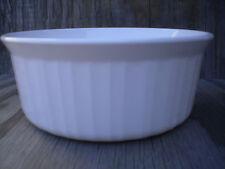 Corning Ware French White 1.6 Liter  Round Casserole Dish