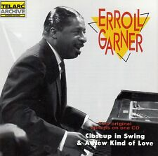 ERROLL GARNER : CLOSEUP IN SWING & A NEW KIND OF LOVE / CD - NEU