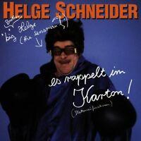 Helge Schneider Es rappelt im Karton! (1995) [CD]