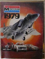 MONOGRAM 1979 kit catalogue - RARE