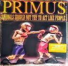 """PRIMUS -ANIMALS SHOULD NOT TRY TO ACT LIKE PEOPLE -180 GRAM VINLY LP """" NEW, SEAL"""