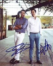 DREW & JONATHAN SILVER SCOTT Signed PROPERTY BROTHERS Photo w/ Hologram COA