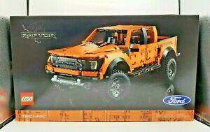 Original Lego Ford F-150 Raptor (42126) NEU & OVP Technic 1379 Teile 18+ Alter