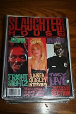 SLAUGHTERHOUSE MAGAZINE #1 IS IN VERY GOOD TO FINE CONDITION!!