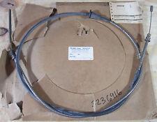 1980 1981 1982 1983 AMC Spirit AMX Eagle SX4 Kammback NOS front brake cable