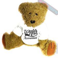 Accountant Thank You Gift Teddy Bear