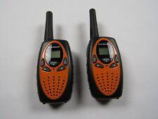 FLOUREON Walkie Talkie 2 Pack Set max 5KM Two Way Radio 22 Channel Interphone US