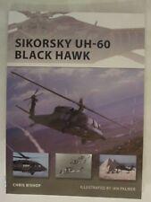 Osprey Book - Sikorsky UH-60 Black Hawk (New Vanguard 116)