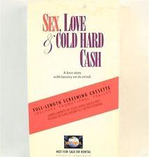 Sex, Love & Cold Hard Cash VHS Movie Promo Screener Copy