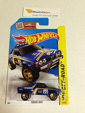 Subaru Brat #123 * BLUE * 2015 Hot Wheels * New P Case  * j17