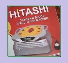 Oxygen & Blood Circulation Massager Machine Heavy Vibration Therapy Device a2z
