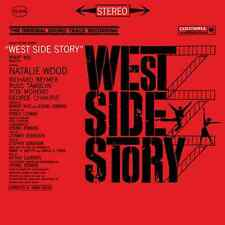 WEST SIDE STORY CD - ORIGINAL SOUNDTRACK RECORDING [REMASTERED](2004) - NEW