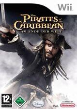 Nintendo Wii Wii U FLUCH DER KARIBIK 3 AM ENDE DER WELT Pirates of Caribbean Top