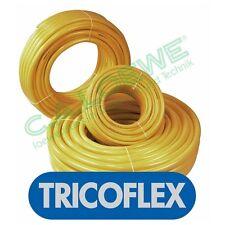 Tricoflex 00110250 Wasserschlauch 2 5 Cm (1 Zoll) 25 M rolle gelb