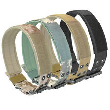 Medium Large Dog Collar Gear Big Dog Collar Canine K9 Training Walking Nylon