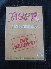 Jaguar Press Conference TOP SECRET! Atari Jaguar