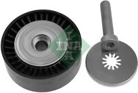 INA V-Ribbed Belt Deflection Guide Pulley 532 0505 10 532050510 - 5 YR WARRANTY
