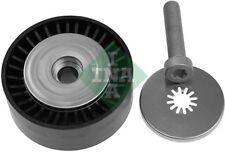 INA V-Ribbed Belt Deflection Guide Pulley 532 0505 10 532050510 - 5 YR WARRANTY