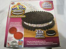 Big Top Giant Cookie Silicone Bakeware~Free Ship~LBDMI