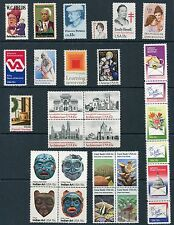 US 1980 Complete Commemorative Year Set with 1795a-1798a NH 39 Stamps USA